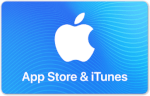 App Store&iTunesギフトカード