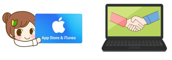 iTunesカード売買サイト